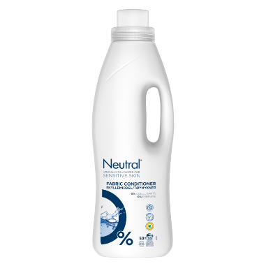 Neutral 0% Sensitive Fabric Conditioner 33 Wash 1L