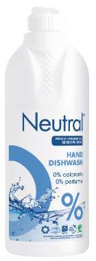 Neutral TISKINPESUAINE 500 ML